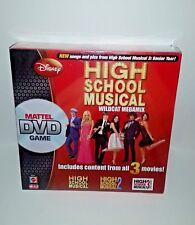 NIB Disney / Mattel High School Musical DVD Game (Wildcat Megamix)