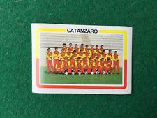 CALCIO 1988 n 320 CATANZARO SQUADRA Figurina Calciatori FLASH Euroflash (NEW)