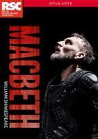 SHAKESPEARE:MACBETH [DVD]