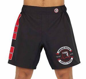 Fuji Lumberjack Match MMA BJJ No Gi Grappling Competition Fight Board Shorts