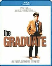 Blu-Ray The Graduate (Blu-Ray) Dustin Hoffman New