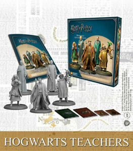 Harry Potter Miniatures Adventure Game - Hogwarts Teachers