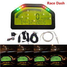 Car Dash Race Display Bluetooth Full Sensor Kit Dashboard LCD Screen Rally Gauge