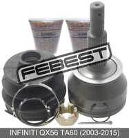 Outer Cv Joint Rear 40X65.5X32 For Infiniti Qx56 Ta60 (2003-2015)