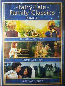 Fairy-Tale Family Classics (Hansel and Gretel / Rumpelstiltskin