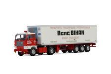 "WSI Volvo F88 Tractor 4X2 & Semirremolque Nevera"" Rene Bihan "" (F) Mint Box"