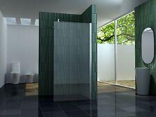 60 Walk in 10mm Glas Duschwand Duschkabine Duschabtrennung Dusche Duschtrennwand