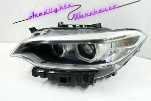 GENUINE OEM 2014-2017 BMW 220i 228i 230i (F22) HID Xenon Headlight (Left/Driver)