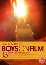 Boys On Film 13: Trick & Treat DVD (New)