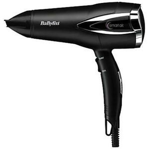 BaByliss 5361U 1700W Motor with Smart AirTM Technology Futura Hair Dryer - Black