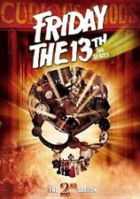 Friday The 13th The Series Second Sea 0097361393544 DVD Region 1