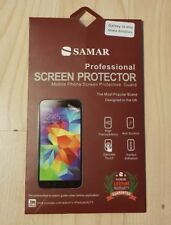 SAMAR® Screen Protectors for Samsung S4 Mini x4