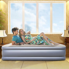 Inflatable Air Mattress, Blow Up Air Bed Airbeds Guest Bed Twin Queen Toddler