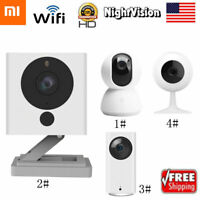 Xiaomi Smart WiFi 720/1080P IP Camera Wireless IR Night Vision Security Recorder