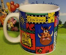 Disney The Lion King Coffee Mug Timon Pumba Simba