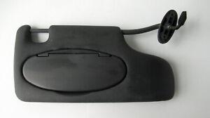 Genuine Used MINI O/S Drivers Side Black Sun Visor for R50 R53 Hatchback #17