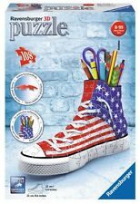 PUZZLE 3D RAVENSBURGER 12549 ZAPATILLA AMERICAN STYLE Sneaker / 3D Jigsaw Puzzle
