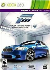 Forza Motorsport 4 Limited Edition -Xbox 360, Good Xbox 360, Xbox 360 Video Game