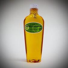 Calendula Infused Oil 100% Pure Organic Skin Care  1 oz glass bottle