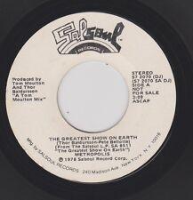 METROPOLIS {70s Disco} The Greatest Show On Earth ♫HEAR promo 45
