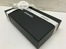 Chanel Gift Box For Wallet or Purse - Tissue and Paperwork - Camellia (*4)