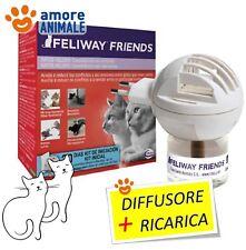 Ceva - Feliway Friends - DIFFUSORE + RICARICA 48 ml - Riduce tensioni tra gatti