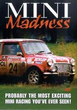 MINI MADNESS DVD Sport Documentary UK Release New R2