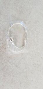 BRACELET PANDORA argent 925/1000 - 19 cm   .