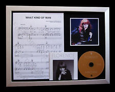 FLORENCE+MACHINE What Kind Of Man TOP QUALITY CD FRAMED DISPLAY+FAST GLOBAL SHIP