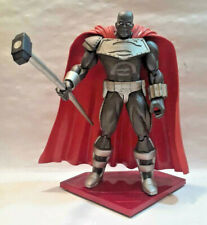 DC Direct LOOSE Return of Superman STEEL Complete w/ Hammer and Base Excellent!!