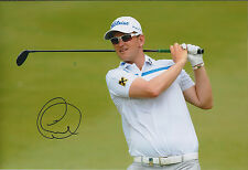 Bernd WIESBERGER SIGNED Photo AFTAL Autograph COA Indonesian Masters AUTHENTIC