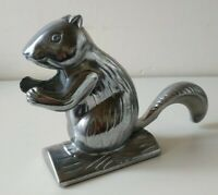 Vintage Collectable - Novelty Nutcracker - Squirrel Figure - Cute Unique Gift