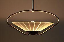 Pendant Light 1950s Midcentury Deckenlampe um 1950 60er 50er