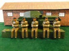 Dinky Toys. Reproduction 600 series Passenger Figure x 5