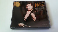 """CD """"THE HEIFELTZ COLLECTION COLUME 1 THE ACOUSTIC RECORDINGS 1917-1924"""" 3 CDS"""