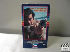 The Laughing Policeman (VHS) Walter Matthau, Bruce Dern, Lou Gossett, Rosenberg.