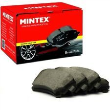 4 Mintex Bremsbeläge MAZDA RX 8 2,6 ab 2003 hinten