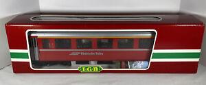 LGB 34670 RhB-Passenger Car A 1255 1st class NEW IN BOX