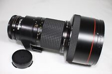 Tokina AT-X 300 mm F/2.8 SD MF Lens for Canon FD Made In Japan