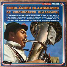 DFE KIRCHDORFEN BLAASKAPEL - EGERLANDER BLAASMUZIEK - LP