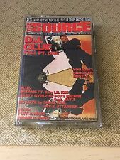 RARE! DJ Clue Fall Pt.1 CLASSIC 90s Hip Hop NYC Cassette Mixtape Tape
