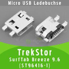 TrekStor SurfTab Breeze 9.6 ST96416-1 Micro USB DC Buchse Ladebuchse Connector