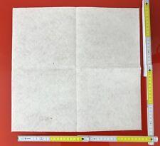 Filter-Stoff / Vlies zum Nähen von Masken | 38 x 40 cm |  ✅waschbar bis 95°C!