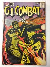G.I. Combat #89 Comic Book DC 1961