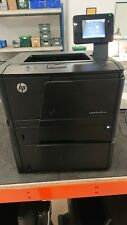 HP LaserJet Pro 400 M401dn Workgroup Laser Printer with extra paper tray