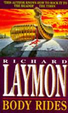 Body Rides by Richard Laymon - Small Paperback - 20% Bulk Book Discount