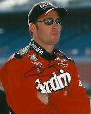 JIMMIE JOHNSON signed NASCAR 8X10 RARE EXCEDRIN photo with COA