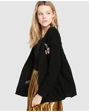 Manteaux et vestes noir en polyamide pour femme taille 38