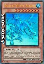 Drago Notte Bianca ☻ Ultra Rara ☻ LCGX IT205 ☻ YUGIOH ANDYCARDS