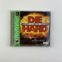 Die Hard Trilogy (Sony PlayStation 1, 1996) PS1